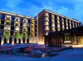 礁溪老爺酒店,礁溪鄉的飯店