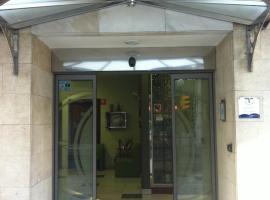 Hotel Gijon, hotel in Gijón