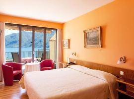 Hotel Nassa Garni, hôtel à Lugano