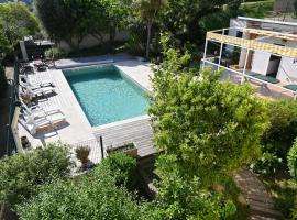 Villa Eveil, hotel in La Seyne-sur-Mer