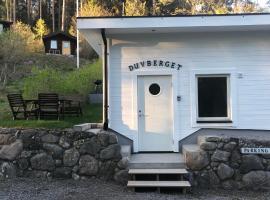 Duvberget, hotell nära Kolmårdens djurpark, Kolmården