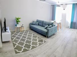 Amber Apartment, hotel with pools in Zelenogradsk