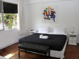 Tremo Hotel Boutique Bellas Artes, hotel cerca de La Chascona, Santiago