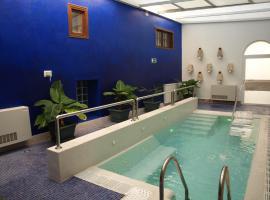 Hotel Spa La Casa Del Convento, hotel in Chinchón