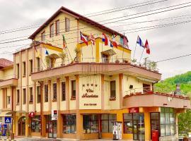 Vila Nicoleta, pensiune din Băile Olăneşti