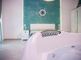Catania Over Time-Rooms, hotel with jacuzzis in Catania