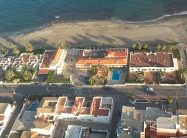 Hospedium Hotel Continental, hotel en Mojácar