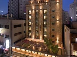 Brown Dot Hotel Seomyeon, отель в Пусане