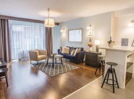 Bliss Hotel & Wellness, apartman u Budipmešti