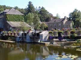 Rives Nature, glamping site in La Gacilly
