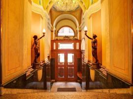 Bohemia Plaza Residence, hotel in Prague