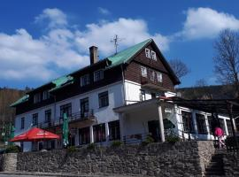 Hotel Orlice, hotel in Deštné v Orlických horách