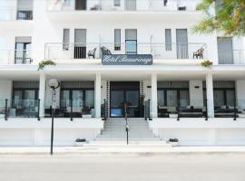 Hotel Beaurivage, отель в Сенигаллии