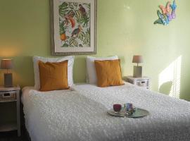 Huize de Weijde Blick, hotel in Wijk aan Zee