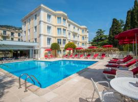 Hotel Carlton, hotel near Cap Ferrat Lighthouse, Beaulieu-sur-Mer