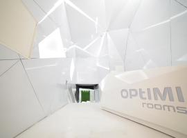 Optimi Rooms, hotel en Bilbao