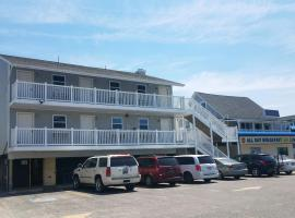 Atlantic Breeze Motel & Apartments, motel in Ocean City