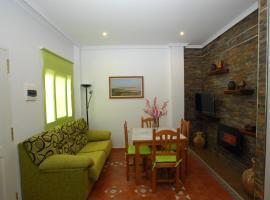 Apartamento Triana l Bolonia, Tarifa, hotel near Playa de Bolonia, Bolonia