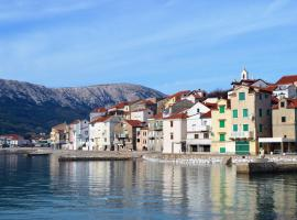 Apartments Padre ****, pet-friendly hotel in Baška