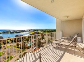Ariel Dunes II 904 by RealJoy Vacations, serviced apartment in Destin