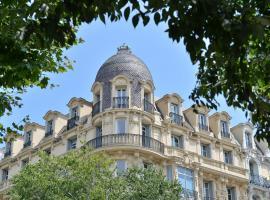 Hotel La Villa Nice Victor Hugo, viešbutis Nicoje