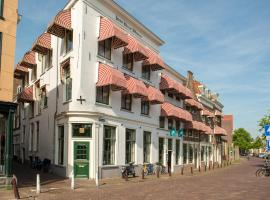 City Hotel Nieuw Minerva Leiden, pet-friendly hotel in Leiden