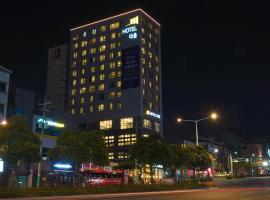 울산에 위치한 호텔 호텔 다움