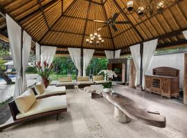 Villa Pantai Karang, hotel with pools in Sanur