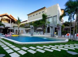 18 Suite Villa Loft at Kuta, boutique hotel in Kuta