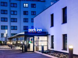 Park Inn by Radisson Luxembourg City, hotel in Luxembourg