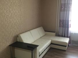 Студия на берегу, apartment in Berdsk