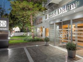 Hotel Delfini, hotel in Piraeus