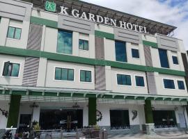 K GARDEN HOTEL (IPOH) SDN BHD, hotel di Ipoh