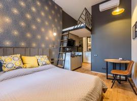 Apart104 Centre, hotel near Vitebsky Train Station, Saint Petersburg