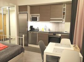 The Pineapple Apartment / Ananasyksiö, hotelli Turussa lähellä maamerkkiä Ruissalo