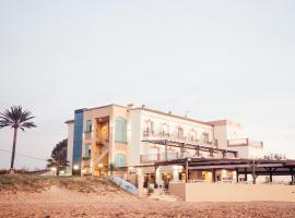 Hotel Noguera Mar, hotel en Dénia