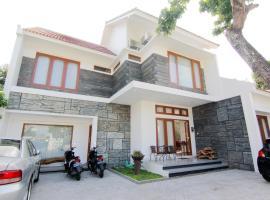 Silas Garden, rental liburan di Yogyakarta