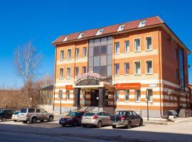 Гостинично-Ресторанный Комплекс Четыре Сезона, отель в Рязани
