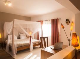 La Résidence, hotel in Dakar