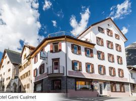 Hotel Cualmet, hotel in Lenzerheide