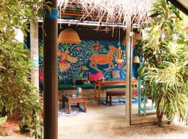 Mad about Coco, hotel i Varkala