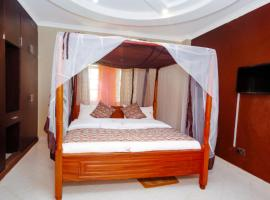 May Apple Airport View Hotel, hotel in Kisumu