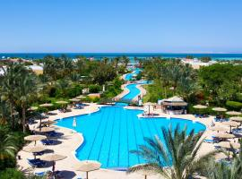 Golden Beach Resort, hotel en Hurghada