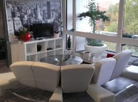 Modern & Cosy : 52 m² - Balcon et parking privé - METZ, appartement à Metz