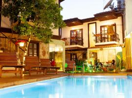 The Suit Apart Hotel & Rooms, hotel in Antalya