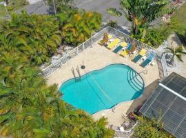 Tropical Fruit Garden, villa in Sarasota