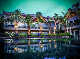 Taman Resort, hotel in Phitsanulok