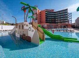 Fenals Garden, hotel near Santa Clotilde Gardens, Lloret de Mar