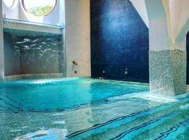 Astrea Wellness & Spa, hotel in Altavilla Silentina