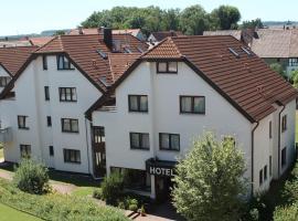 Hotel Flora Möhringen, Hotel in Stuttgart